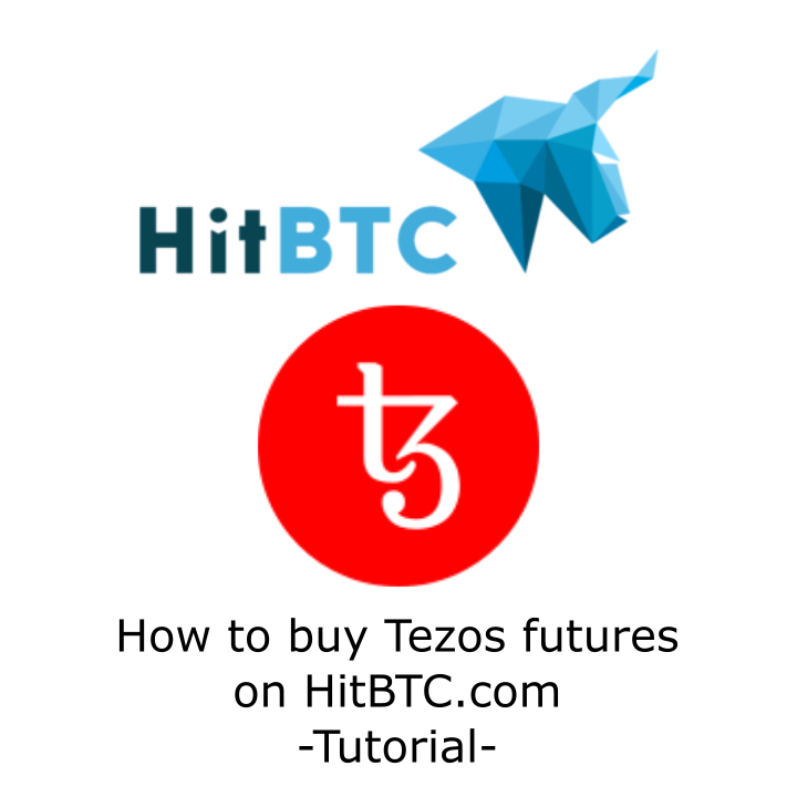 How to trade XTZ futures on HitBTC.com
